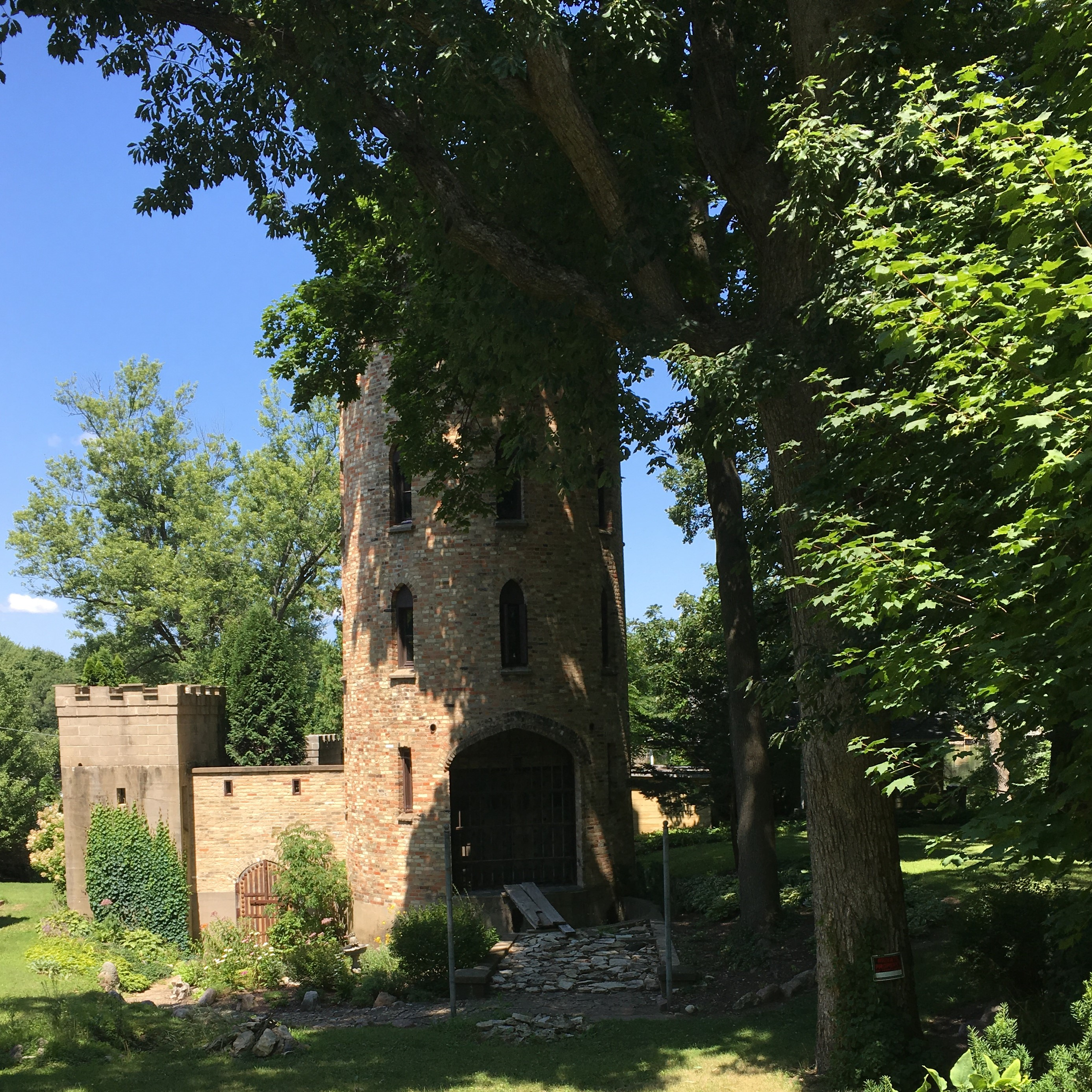 Pratt's Castle Aug 4, 2019